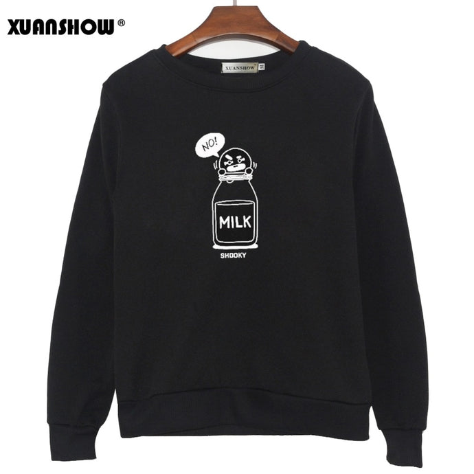 Chimmy Milk Pullover