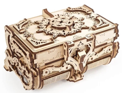 Antique Box Mechanical Model Kit