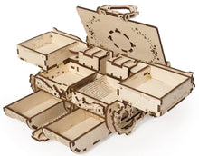 Load image into Gallery viewer, Antique Box Mechanical Model Kit