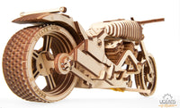 Motorcycle VM-02 Mechanical Model Kit