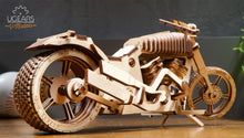 Load image into Gallery viewer, Motorcycle VM-02 Mechanical Model Kit