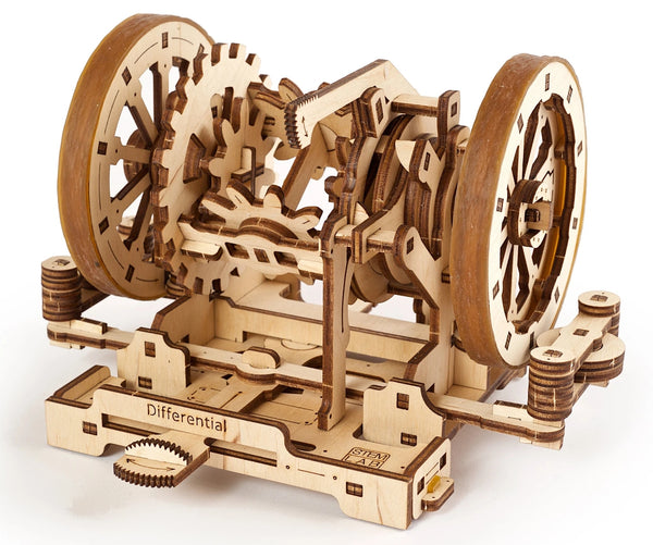 STEM Lab Differential Mechanical Model Kit