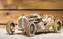 Load image into Gallery viewer, U-9 Grand Prix Car Mechanical Model Kit