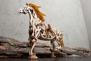 Horse Mechanoid Mechanical Model Kit