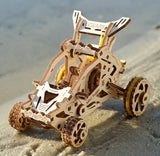 Mini Dune Buggy Mechanical Model Kit