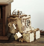 Orpheus - The Saddest Music Machine Wood Music Box Kit