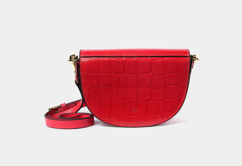 Crossbody Bag - Bright Pink