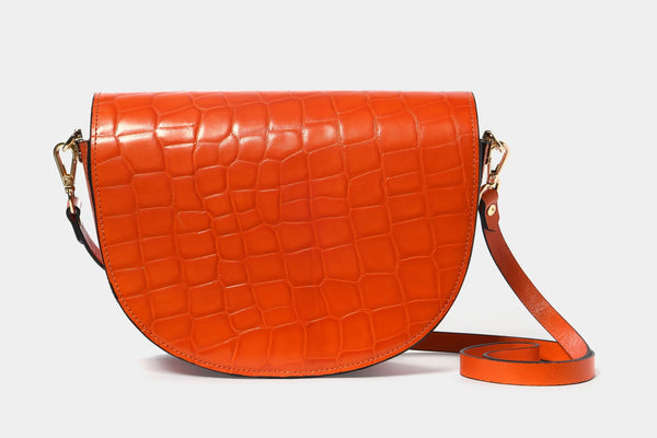 Shoulder Bag - Bright Orange