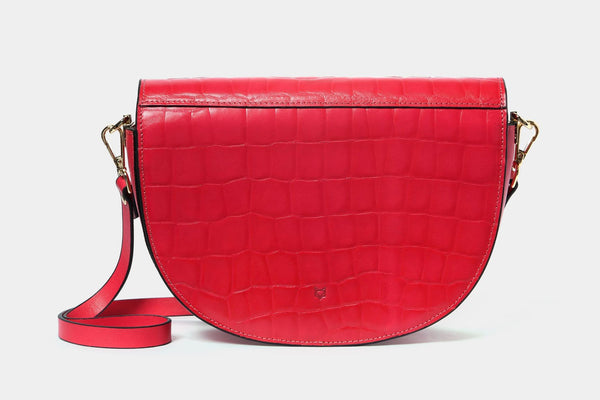 Shoulder Bag - Bright Pink