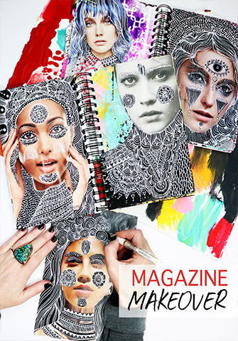 NEW! magazine makeover