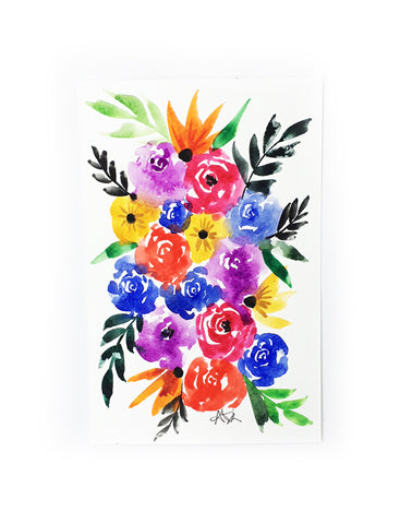 flower painting 18