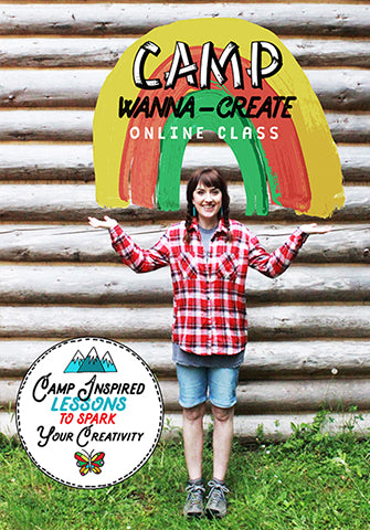 NEW! camp wanna-create BEGINS JUNE 18th