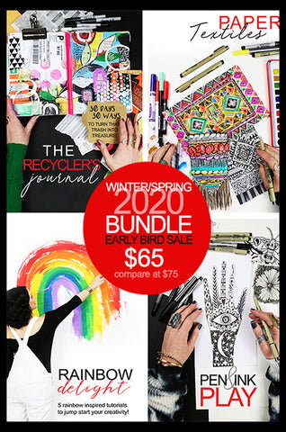 NEW! winter/spring 2020 bundle