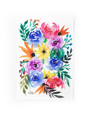 flower painting 22