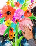 Petals and Paint: A Floral Art Retreat March 17-19
