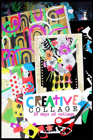 NEW! creative collage- launches July 1