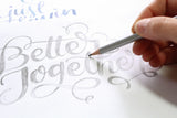 drawin' letters with megan wells