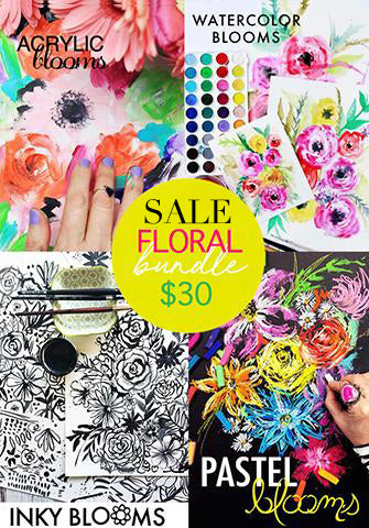 SALE! floral bundle