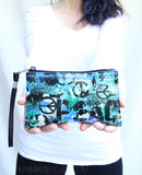 SOLD OUT SALE! love wristlet