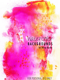 printable watercolor backgrounds