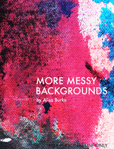 printable messy backgrounds