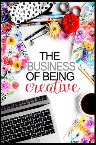 the business of being creative online class