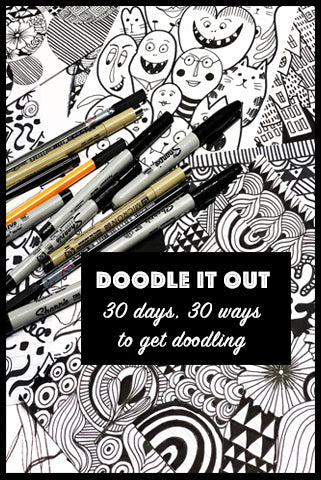 NEW! doodle it out BEGINS MARCH 30th