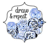 draw and repeat online class