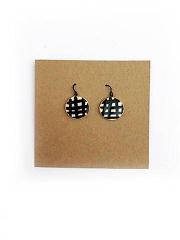 ceramic earrings 1