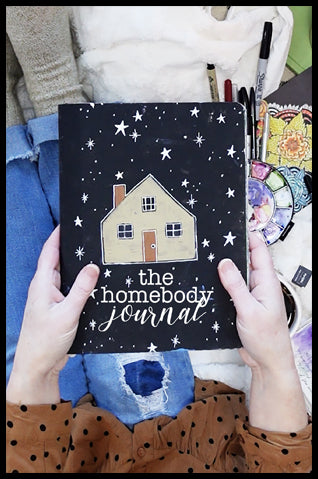 NEW! the homebody journal