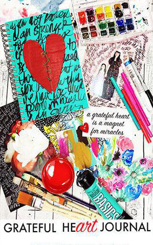 grateful heart journal