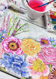 Petals and Paint: A Floral Art Retreat March 24-26