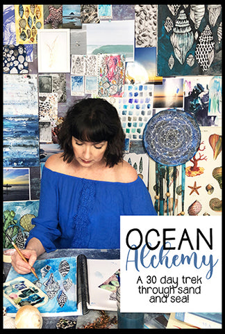 NEW! ocean alchemy launches May 10th