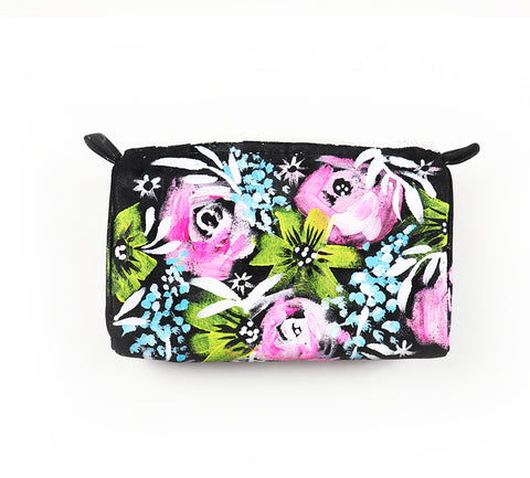 painted flower pouch4