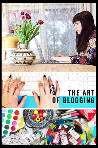 the art of blogging online class