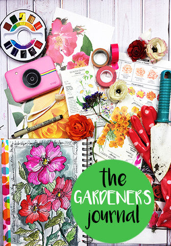 NEW! the gardener's journal BEGINS JULY 17