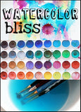 watercolor bliss online class