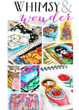 whimsy and wonder online class