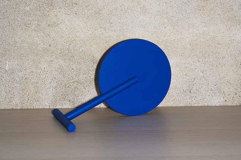 PADDLE MIRROR – ELECTRIC BLUE