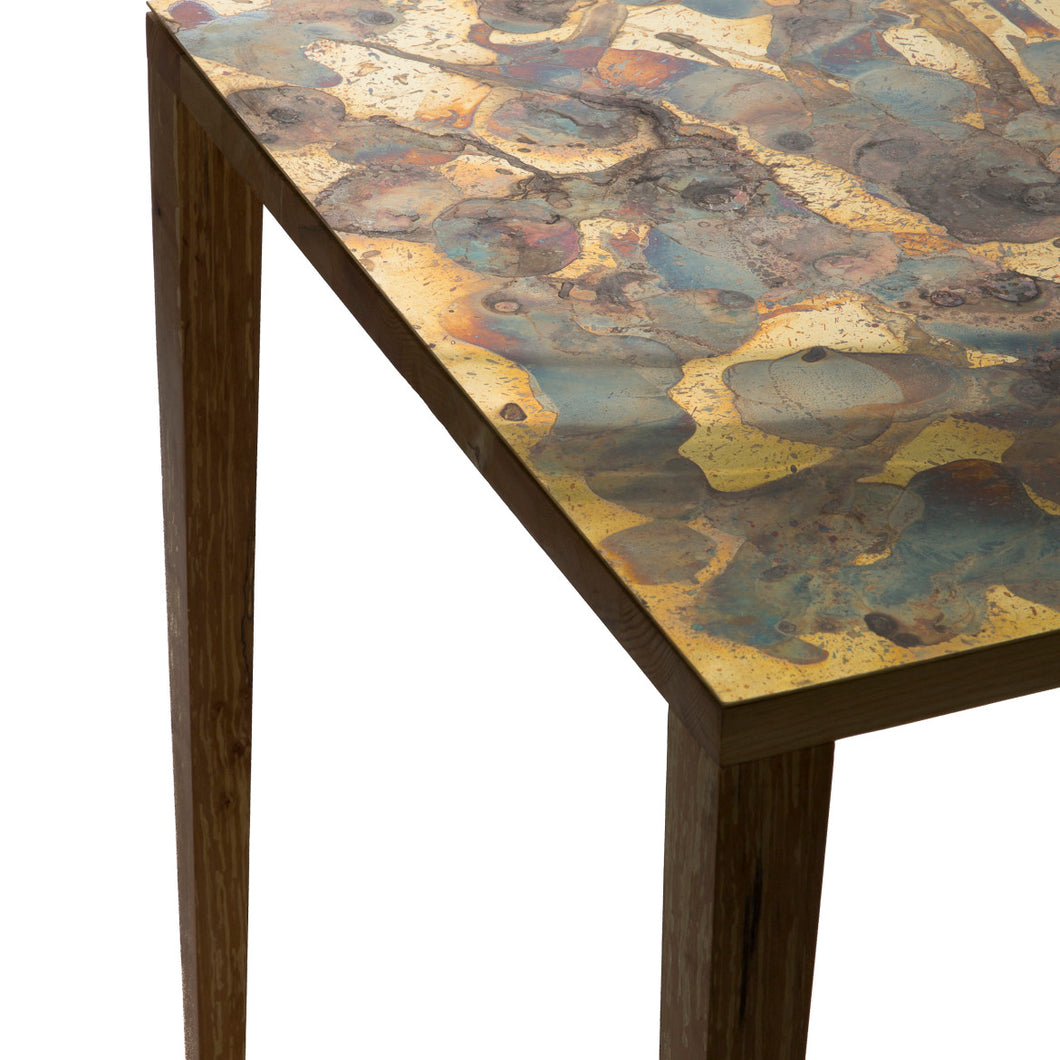 VERDIGRIS Table