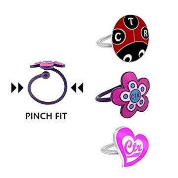 CTR Love CTR Ring - Pinch Fit (adjustable)