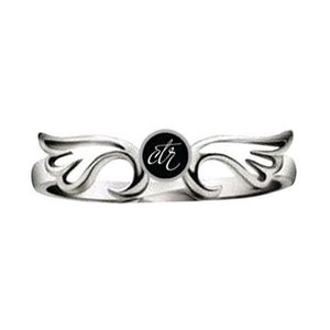 Aura CTR Ring - Stainless Steel