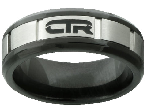 Ace CTR Ring - Stainless Steel