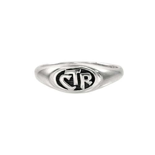 Allegro CTR Ring - sterling silver