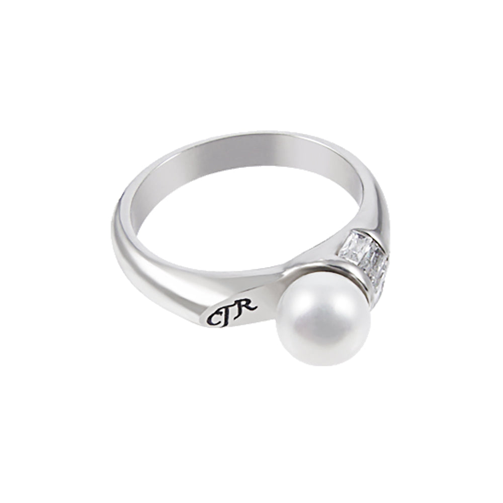 Venus CTR Ring - stainless steel