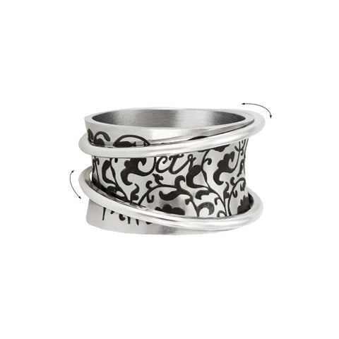 Vineyard CTR Ring - Stainless Steel