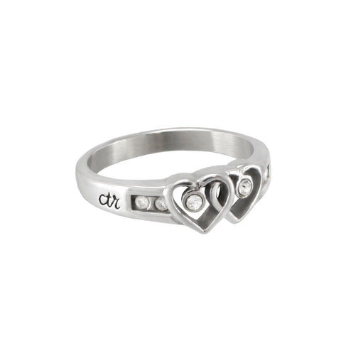 Unity CTR Ring - stainless steel
