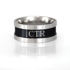 Genesis CTR Ring - Stainless Steel
