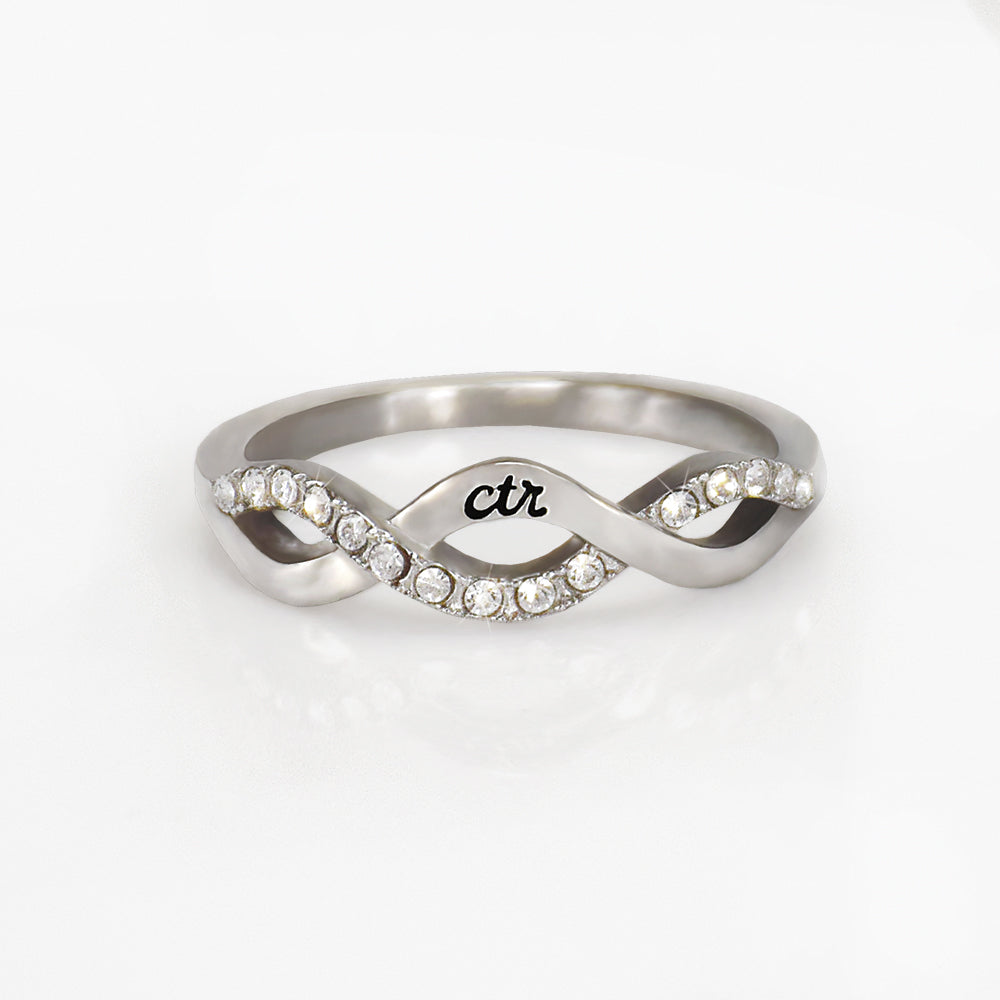 Crossover CTR Ring - stainless steel