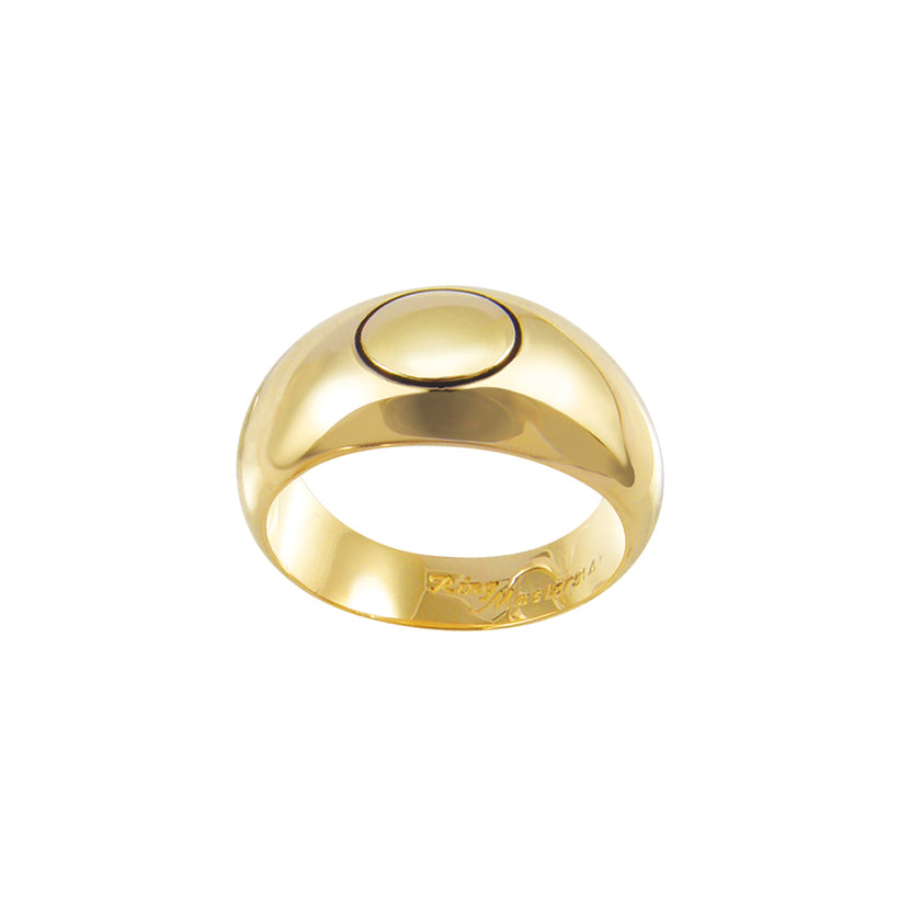 Gold CTR Rings